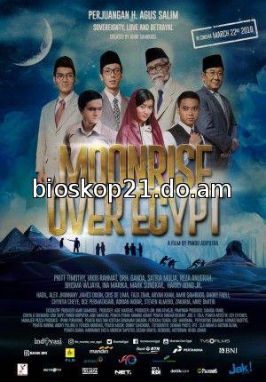 Moonrise Over Egypt (2018)